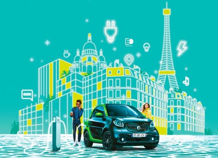 SmartElectric Base: détente, découverte et essais au cœur de Paris