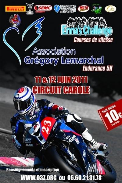 Christophe Guyot et David Checa remportent le trophée Grégory Lemarchal.