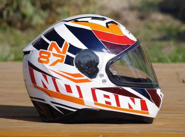 Nolan N87: l'essai
