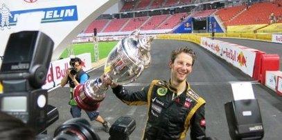 F1 - Romain Grosjean reste chez Lotus en 2013!