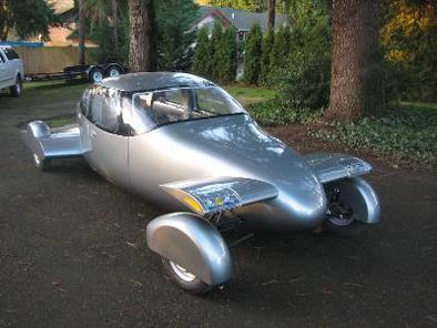 Salon de New York 2008/Milner Motors : après la AirCar, l'Electricar !