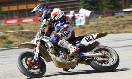 Supermotard championnat de France 2012 l'Alpe d'Huez, team Blot: ils ont dit...