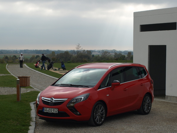 Opel Zafira C (3e Generation) Tourer