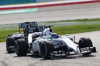 F1 - GP de Malaisie : au tour d'Hamilton de faire triompher Mercedes, Vettel de retour sur le podium