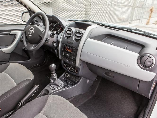 Le Dacia Duster Van évolue