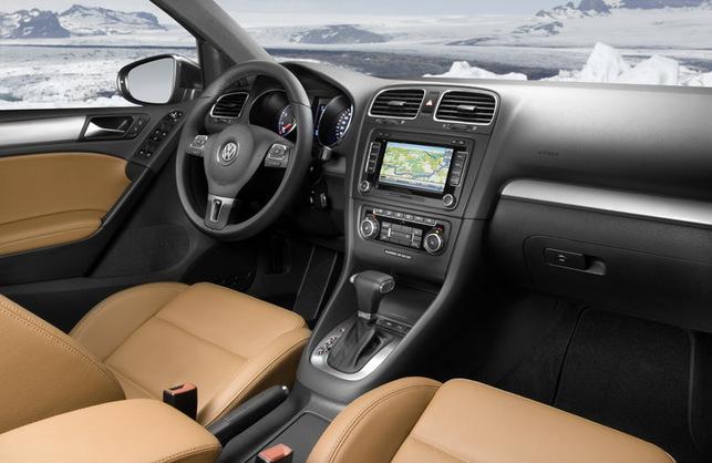 La nouvelle Volkswagen Golf débarque au Mondial de Paris 2008
