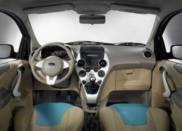 La Ford Ka 2009 : les premières photos officielles !