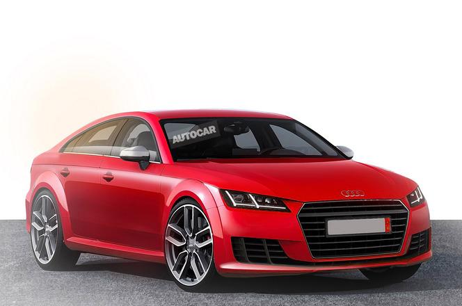 Audi va-t-il oser une berline familiale TT ?