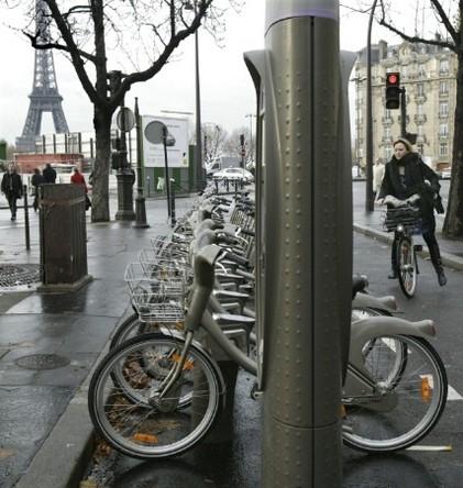 Vélib' à Paris : 17 millions d'utilisateurs depuis juillet 2007 !
