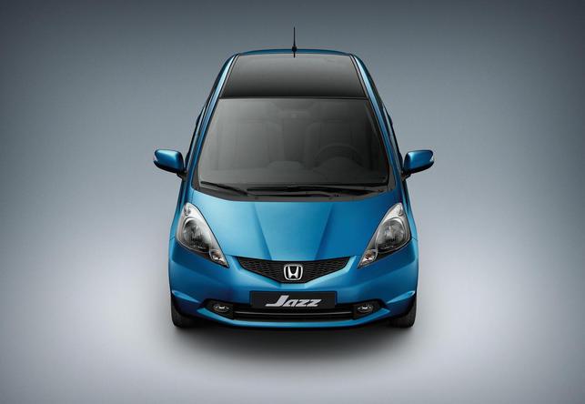 La nouvelle Honda Jazz présentée au Mondial de Paris 2008