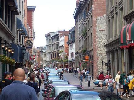 Montréal : un projet de Plan de transport pour le Vieux-Montréal