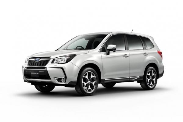Excellent démarrage du Subaru Forester au Japon
