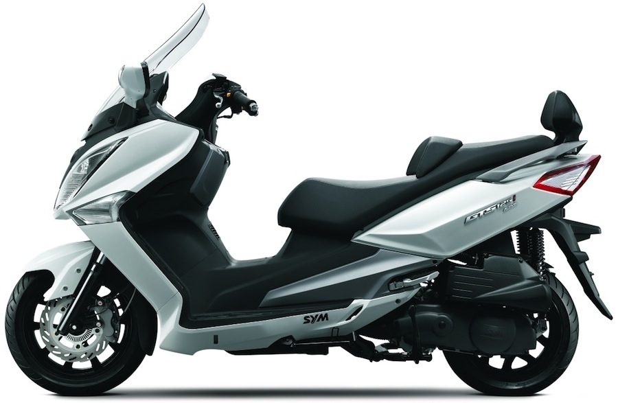 Sym GTS 125 ABS/300 ABS Stop and Start : les tarifs officiels