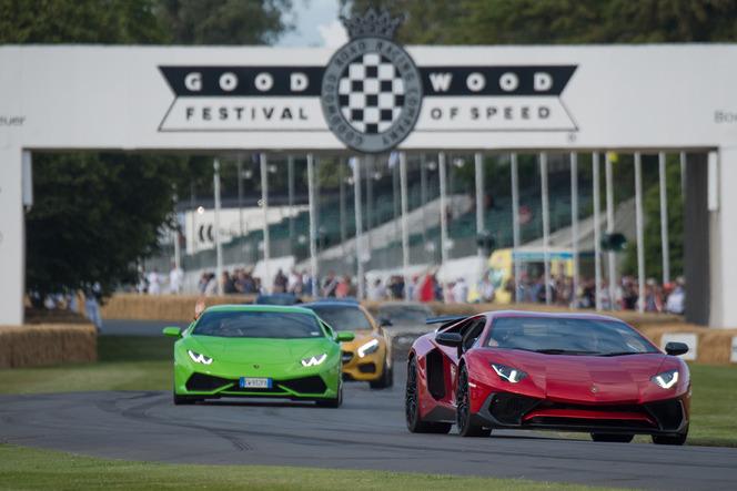 Lamborghini confirme l'arrivée de l'Aventador LP750-4 SV Roadster