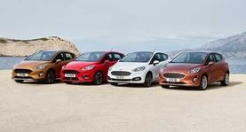 Active, ST-Line, Vignale et Titanium, voici les principales composantes de la nouvelle famille Fiesta