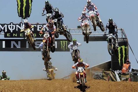 Motocross mondial : GP d'Espagne, Cairoli gagne, Frossard confirme et Desalle souffre