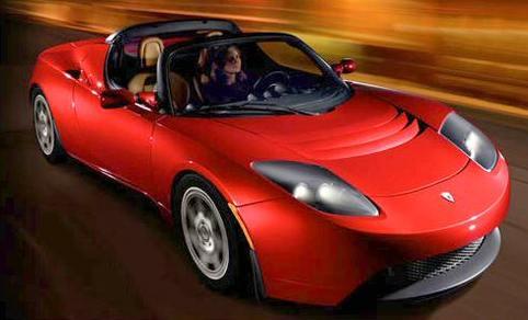 Tesla Motors : c'est parti pour la production de la Tesla Roadster électrique !