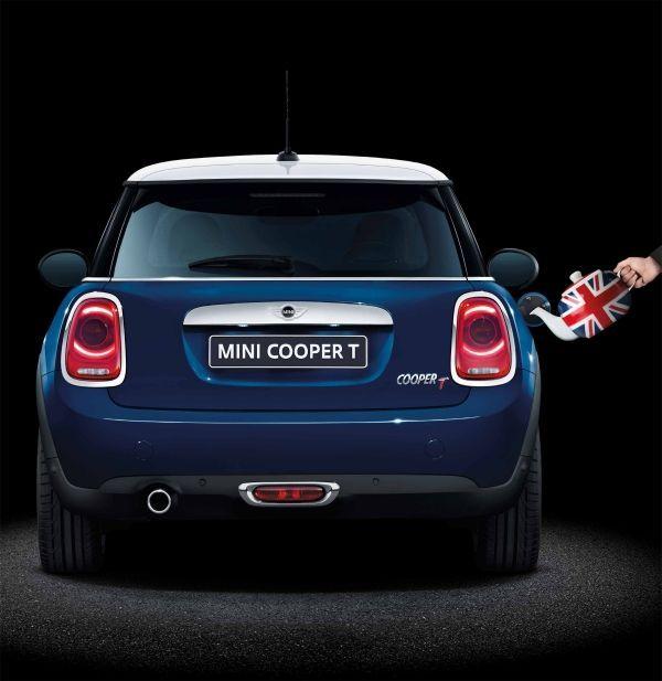 Scoop : nouvelles Mini Paceman GoalCooper et Cooper T, les Mini du 1er jour du 4e mois de l'année