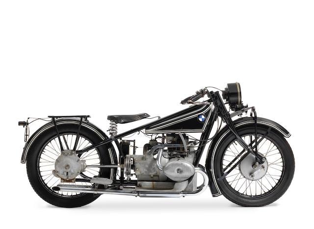 Vente d'automne à Stafford par Bonhams le 15 octobre: 240 motos.
