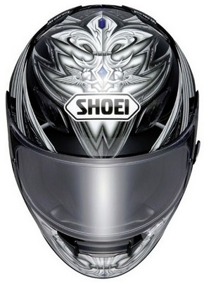 Shoei XR 1100, un intégral Diabolic!