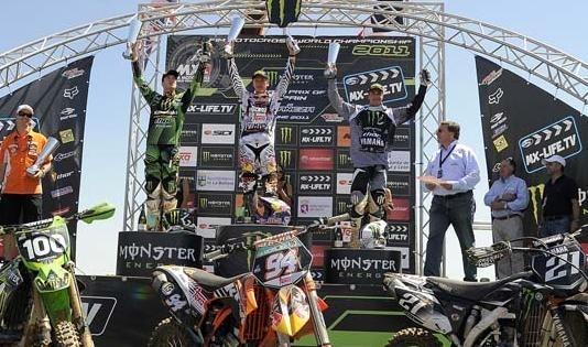 Motocross mondial : GP d'Espagne, MX 2, Ken Roczen reprend la plaque rouge