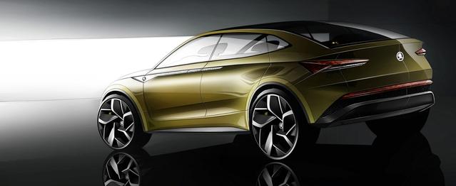 Heureux les Chinois! En 2018-2019, ils seront les premiers à pouvoir rouler à bord du modèle de série dérivé du concept-car Vision E.