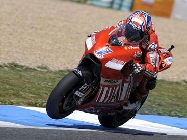 Moto GP - Italie: Haut les coeurs chez Ducati !