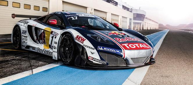 Le Sébastien Loeb Racing prend possession de ses McLaren