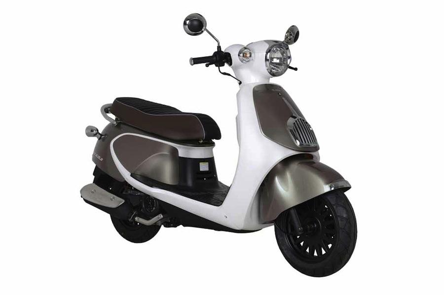 Nouveauté Scooter : Daelim dévoile l'Aroma 125