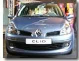 Renault Clio III : les premières photos