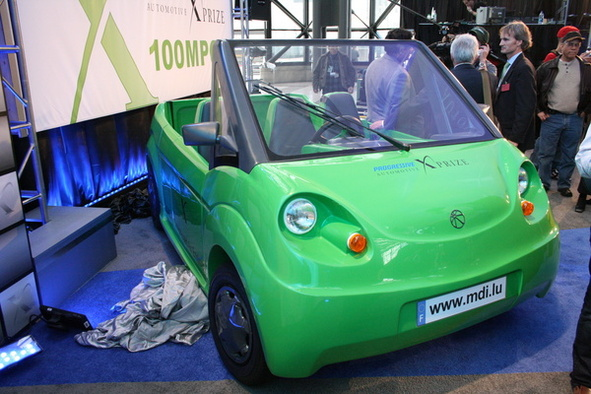 Salon de New York 2008 : Progressive Automotive X PRIZE