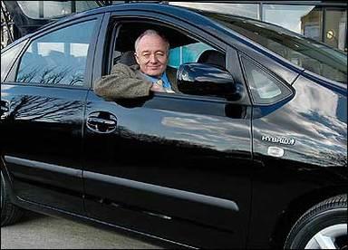 Taxe anti-pollution à Londres : Porsche a assigné en justice le maire Ken Livingstone