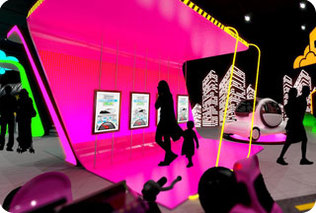 Nissan : un des parrains de l'exposition The Science of survival dès le 5 avril 2008