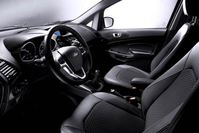 Ford lance l'Ecosport sans roue de secours à l'arrière