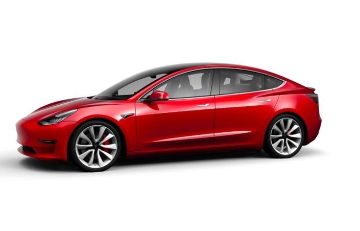 tesla model 3 les commandes ouvertes tous en france. Black Bedroom Furniture Sets. Home Design Ideas