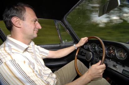 Allemagne : une Porsche 912 devenue 100% électrique !