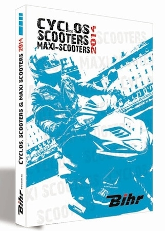 La nouvelle édition du catalogue Bihr Scooter est arrivée