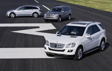 Salon de New York 2008/Mercedes : le Diesel BlueTEC à la conquête des Etats-Unis