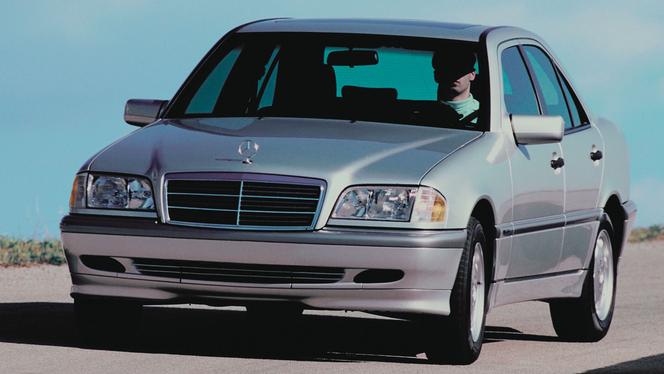 Retour sur une maxi-fiche fiabilité : aujourd'hui la Mercedes Classe C