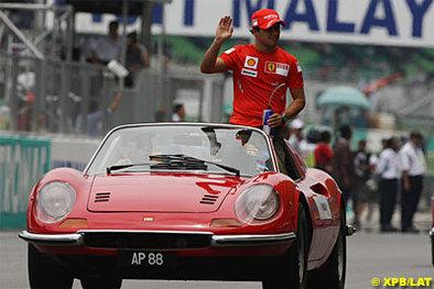 Formule 1 - Malaisie: La pression est sur Massa
