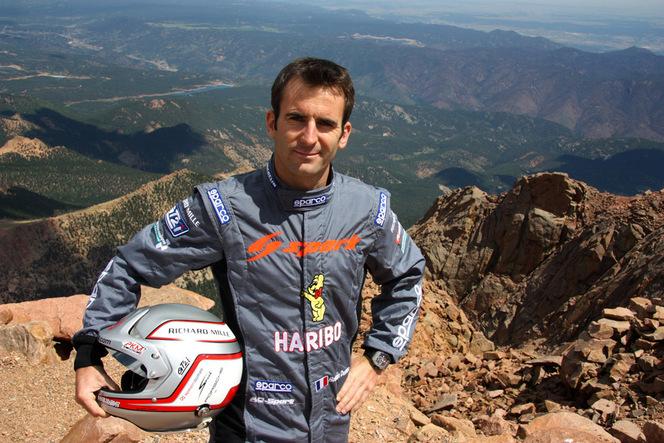 Romain Dumas retourne à Pikes Peak