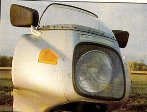 PRESENTATION BMW R100RS 1976