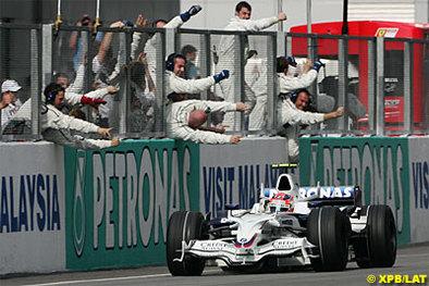 Formule 1 - Malaisie: Les intérêts de BMW montent même si Sauber va perdre son crédit