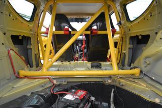 Essai insolite - Renault Mégane RS500 Dijon Auto Racing : l'éruptive