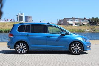 Volkswagen Touran 3 : en avant-première, les photos de l'essai