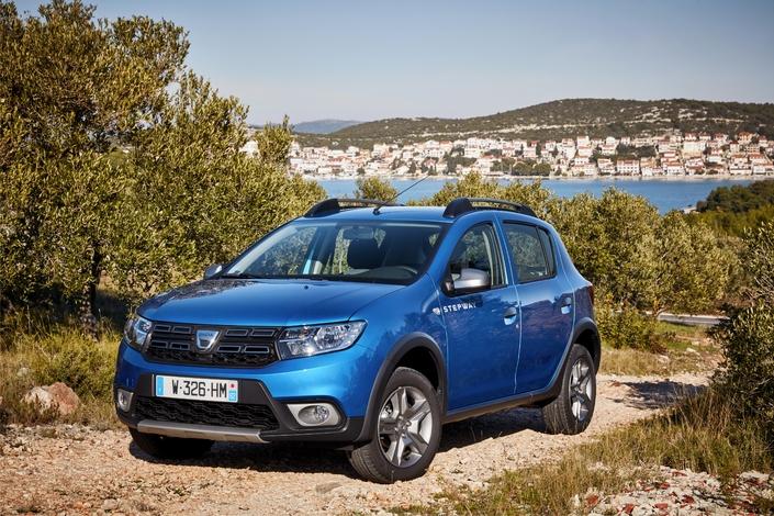 La Dacia Sandero est toujours lavoiturepréférée des Français