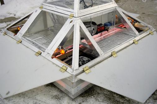 Etats-Unis : Dream Car des Zanis, un véhicule électrique familial original