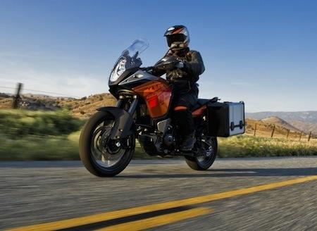 Les avantages clients continuent chez KTM avec la 1190 Adventure (AM 2013)