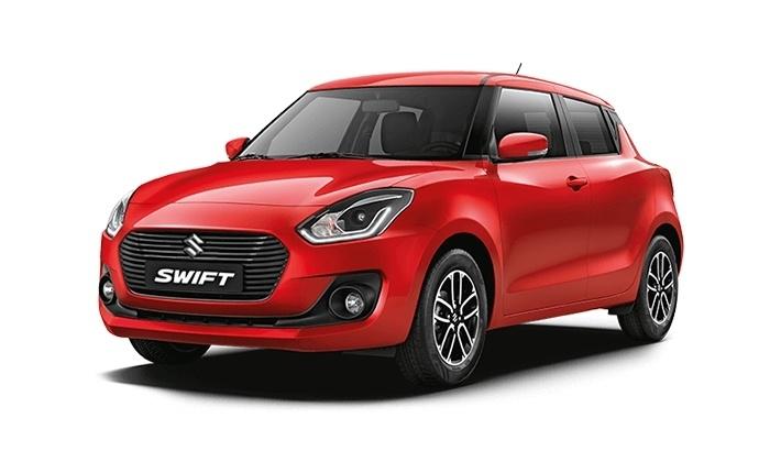 Maruti-Suzuki Swift, un best-seller indien.
