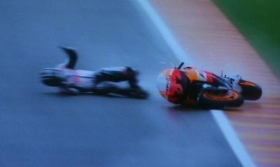 Moto GP - Italie D.1: Vermeulen sort la tête de l'eau